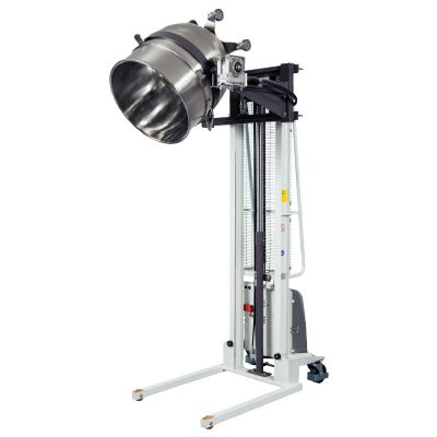 Bowl lifter planetary mixers