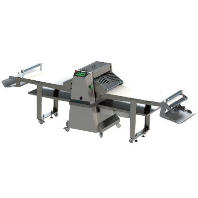 Automatic dough sheeters