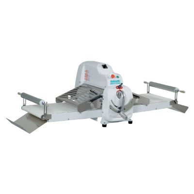 Manual compact dough sheeters