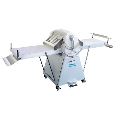 Manual dough sheeters
