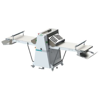 Semi-automatic dough sheeters